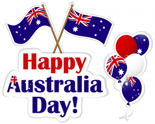 Happy Australia Day, to all of our Customers.