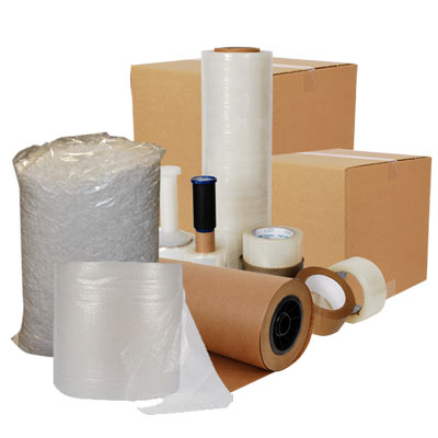 Parcel and Packaging Supplies for International Parcel Delivery